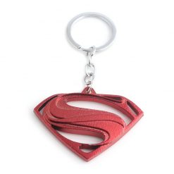 Red Superman keychain