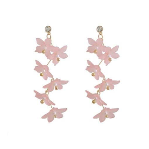 Bunch of Flowers Earrings