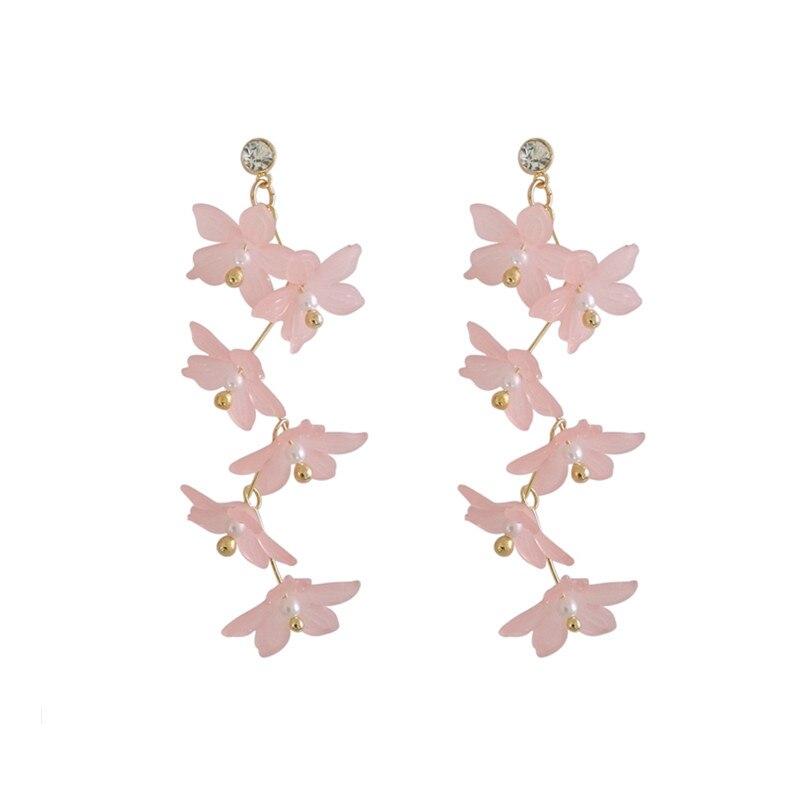 Bunch of Flowers Earrings