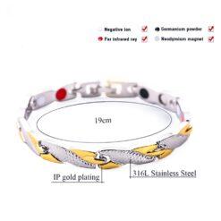 Twisted Magnet Bracelet  2